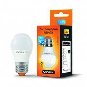 LED лампа VIDEX G45e 7W E27 4100K