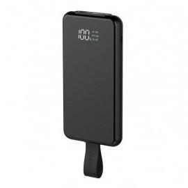 10000mAh power bank+with wireless charger HAVIT HV-H343 black (40шт/ящ)