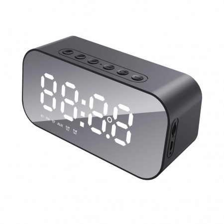 Портативна колонка HAVIT HV-M3 (FM, годинник)
